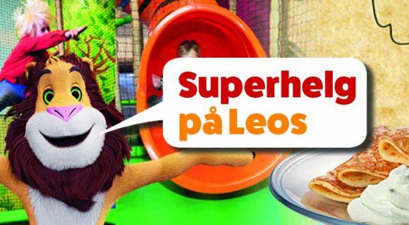 Missa inte Superhelgen!